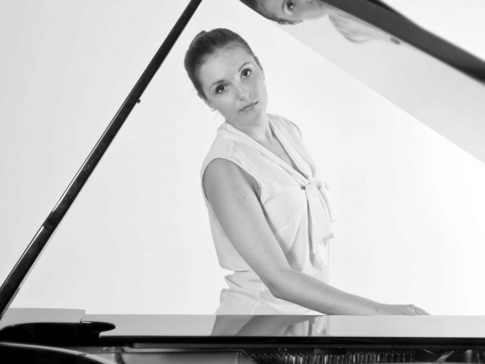 Musikerin Portraitfotografie
